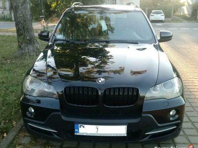 używany BMW X5 3,0D E70 BLACK