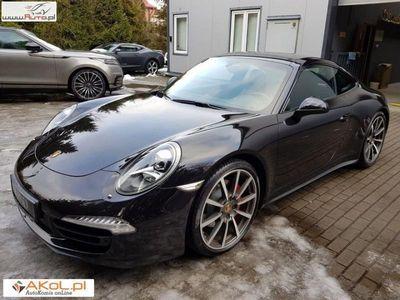 używany Porsche 911 3.8dm3 400KM 2013r. 58 900km 4S Salon Polska