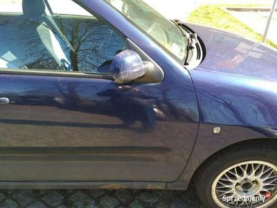 używany Seat Ibiza II FL 2002 1.4MPI 60KM