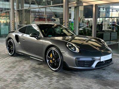 używany Porsche 911 Turbo S