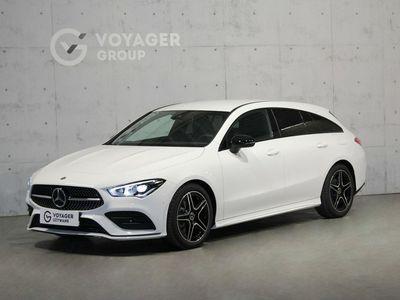 używany Mercedes CLA200 1.3dm 163KM 2020r. 3 000km