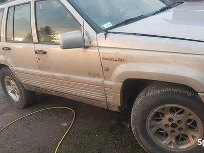 używany Jeep Grand Cherokee zj 5.2