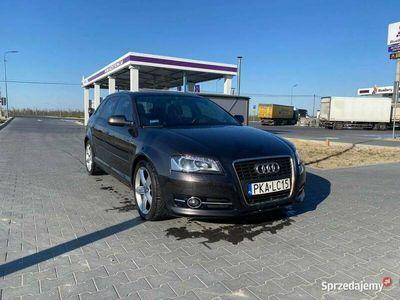 używany Audi A3 8p s line