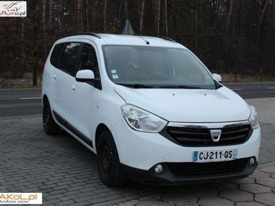 używany Dacia Lodgy 1.5dm3 90KM 2012r. 159 000km po wszystkich opłatach