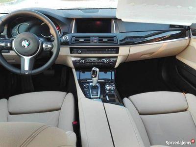 używany BMW 520 xDrive luxury line 190km