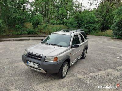 używany Land Rover Freelander 2.0 TD