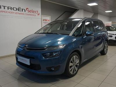 używany Citroën Grand C4 Picasso C4 Grand Picasso Gr. 2.0 BlueHDi Exclusive