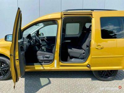 używany VW Caddy Comfort 2.0 TDI
