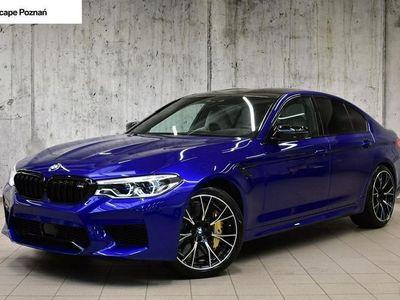 używany BMW M5 4.4dm 625KM 2019r. 10km