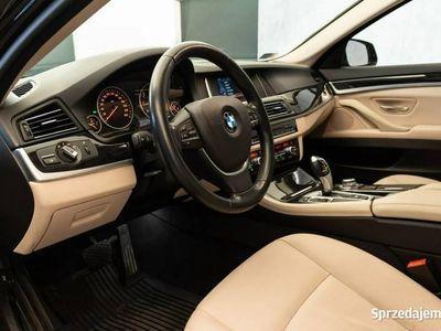 używany BMW 518 2dm 150KM 2016r. 65 450km