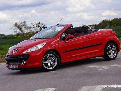 używany Peugeot 207 CC 1.6TURBO