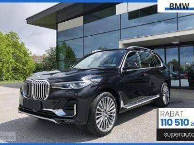 używany BMW X7 3.0 xDrive30d (265KM) | Design Pure Excellence + First Class