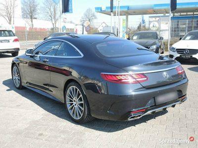 używany Mercedes S560 4M Coupe AMG