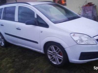 używany Opel Zafira b 1,9 120KM