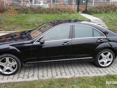 używany Mercedes S320 CDI 4Matic Salon PL,COMAND, Panorama, FV23%