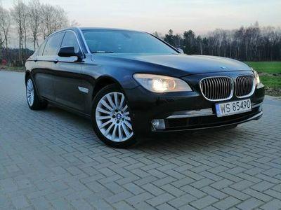 używany BMW 750L I Full Opcja Key Less Go*Head Up*Soft Close*Kamery*M