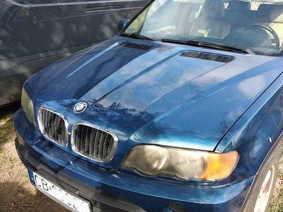 używany BMW X5