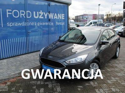 używany Ford Focus 1.6dm 105KM 2017r. 73 000km