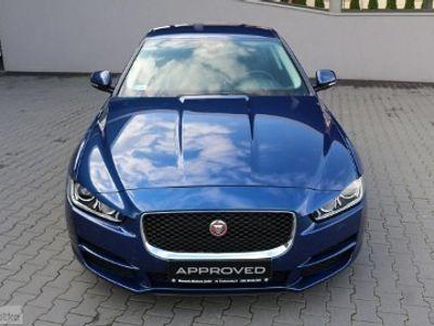 używany Jaguar XE I 2.0 D Prestige aut
