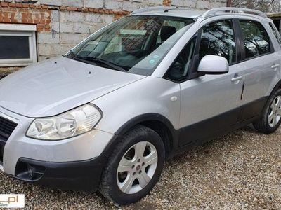 używany Fiat Sedici 1.9dm 120KM 2008r. 199 009km