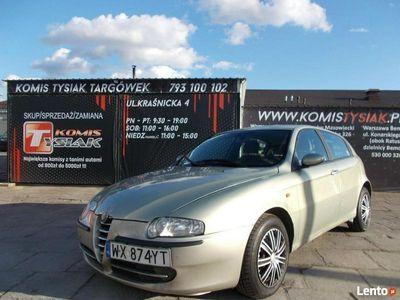 używany Alfa Romeo 147 1.6 Benzyna 2001r KOMIS TYSIAK