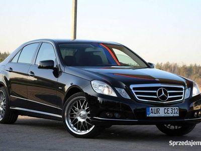 używany Mercedes E200 W212 1.8 184KM