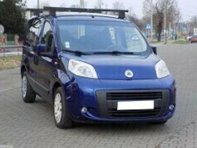 używany Fiat Fiorino Qubo1.3 M-JET. 75 KM.Klimatyzacja !!