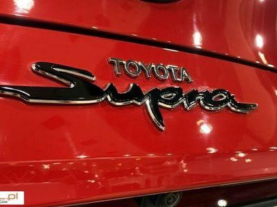 używany Toyota Supra 3dm 340KM 2019r. 3 849km