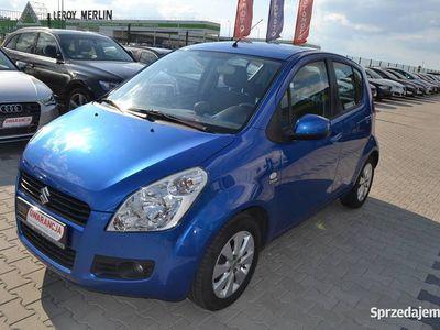 używany Suzuki Splash z Niemiec, OPŁACONY, gwarancja(18)