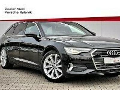 używany Audi A6 V (C8) Avant Sport 50 TDI quattro 210(286) kW(KM) tiptronic 3.0 TDI,286 KM,