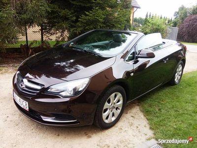 używany Opel Cascada / 2016 r. / stan idealny / cena do negocjacji