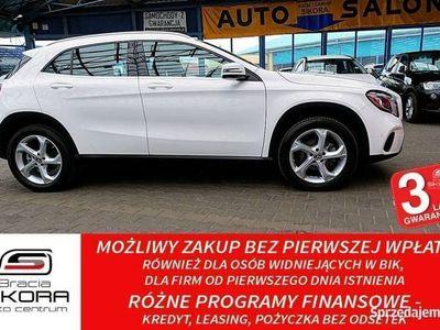 używany Mercedes GLA200 1.6dm 156KM 2019r. 47 000km