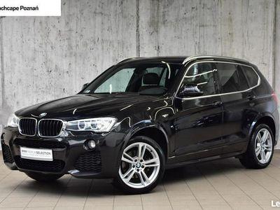 używany BMW X3 2dm 190KM 2014r. 138 620km
