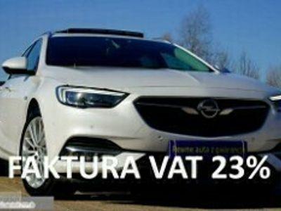 używany Opel Insignia Country Tourer II FUL LED skóra NAWI grzane fotele wentylacja PANORAMA flex ride FULL