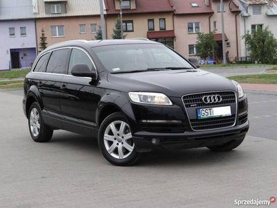 używany Audi Q7 3dm 233KM 2006r. 298 000km