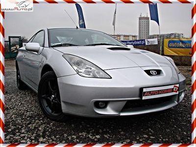 używany Toyota Celica 1.8dm3 143KM 2001r. 171 000km