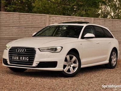 używany Audi A6 ___190ps___Led___Panorama