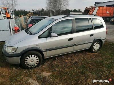 używany Opel Zafira 2.0 uszkodzona pompa