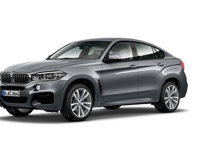 używany BMW X6 xDrive 40 d