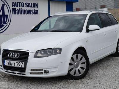 używany Audi A4 2dm 140KM 2008r. 155 000km