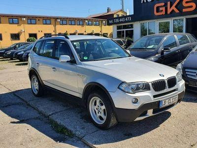 używany BMW X3 2dm 150KM 2007r. 167 500km
