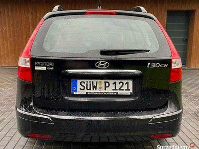 używany Hyundai i30 Kombi Benzyna UEFA Wyposażony Serwis Oryg Lakier