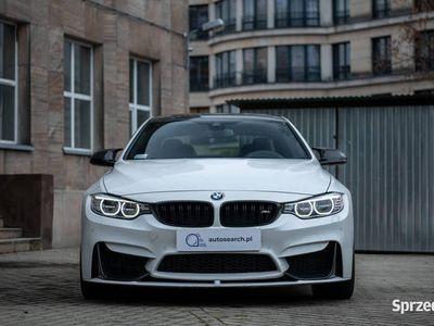 używany BMW M4 Competition, Polski Salon, Serwis ASO, Gwarancja
