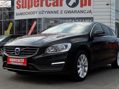 używany Volvo V60 V60 2dm3 150KM 2015r. 183 559kmI 2.0 D3 150 KM, D3, Led, Navi, ASO, Gwarancja!!