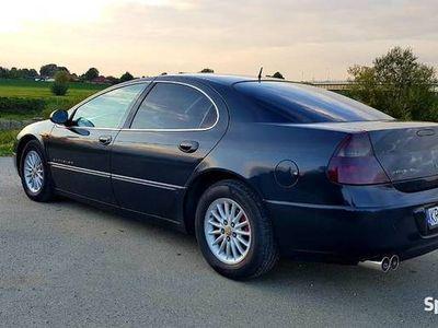 używany Chrysler 300M + wydech z Nissana GT-Ra