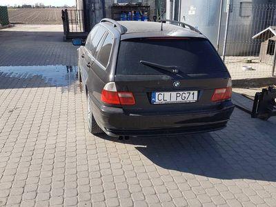 używany BMW 330 e46 ix