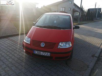 używany VW Sharan 1.9dm3 115KM 2002r. 222 000km 1,9 TDI