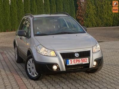 używany Fiat Sedici 1.6dm 107KM 2009r. 95 048km