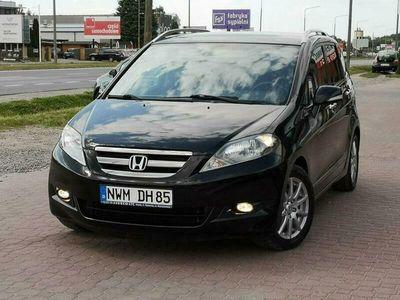używany Honda FR-V 1.8B 140KM, Tylko 132tyś km, Piękna, 2009r, Z Niemiec