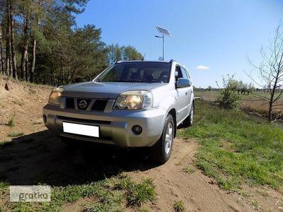 używany Nissan X-Trail I Dobry stan do poprawek